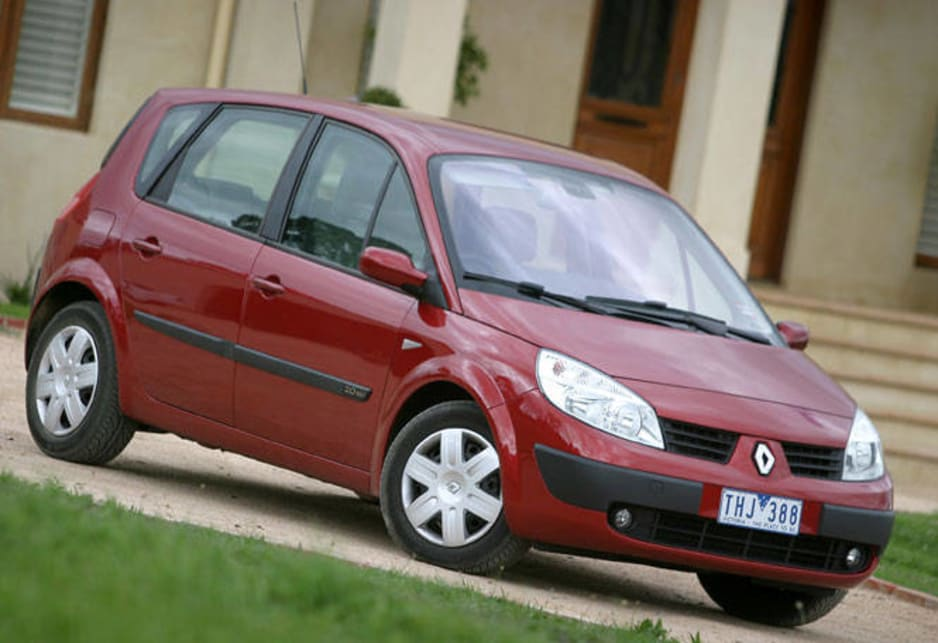 used renault scenic review 2001 2005 carsguide. Black Bedroom Furniture Sets. Home Design Ideas