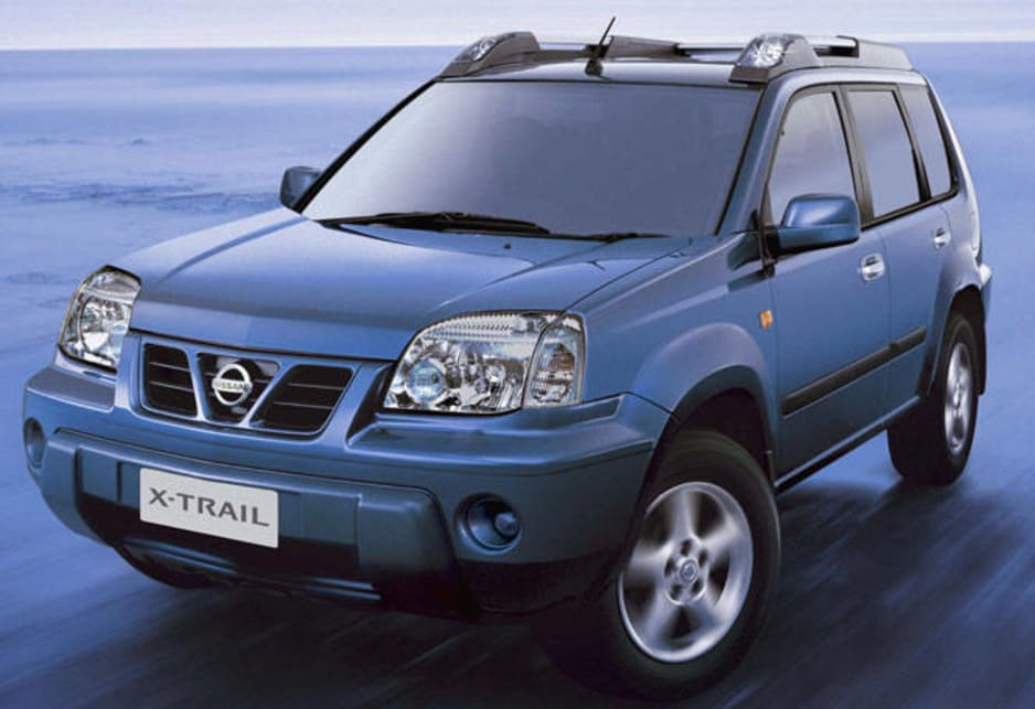 nissan x trail 2003. Black Bedroom Furniture Sets. Home Design Ideas