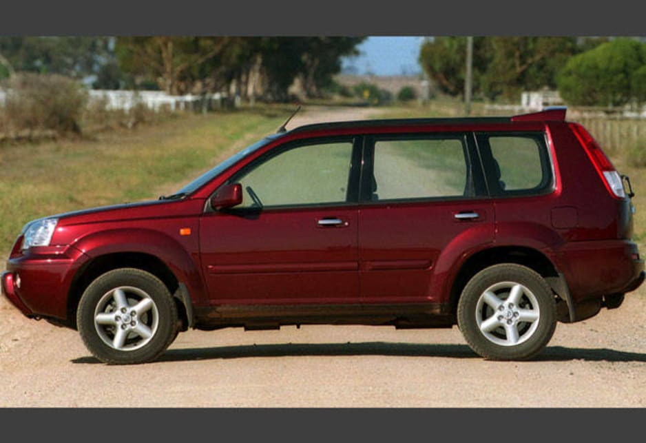 used nissan x trail review 2001 2003 carsguide. Black Bedroom Furniture Sets. Home Design Ideas