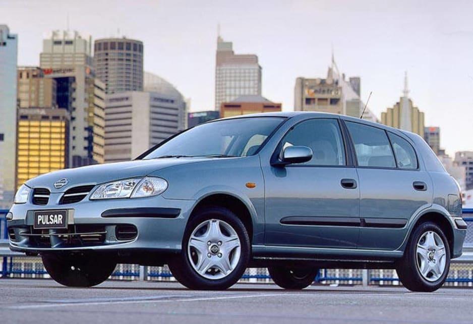 2001 Nissan Pulsar N16