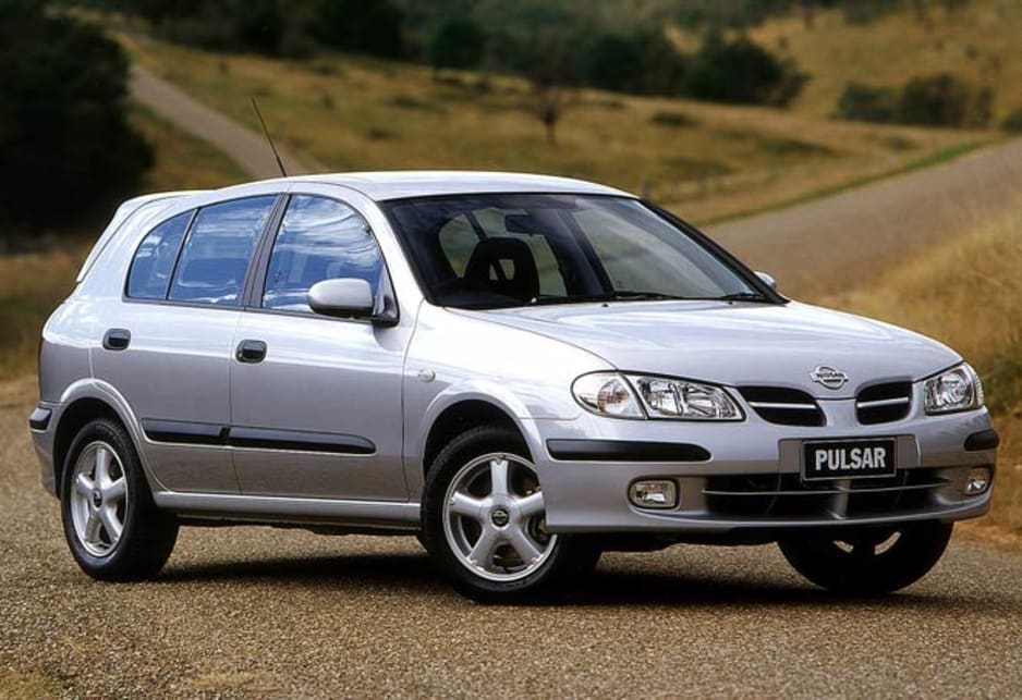 used nissan pulsar n16 review  2000