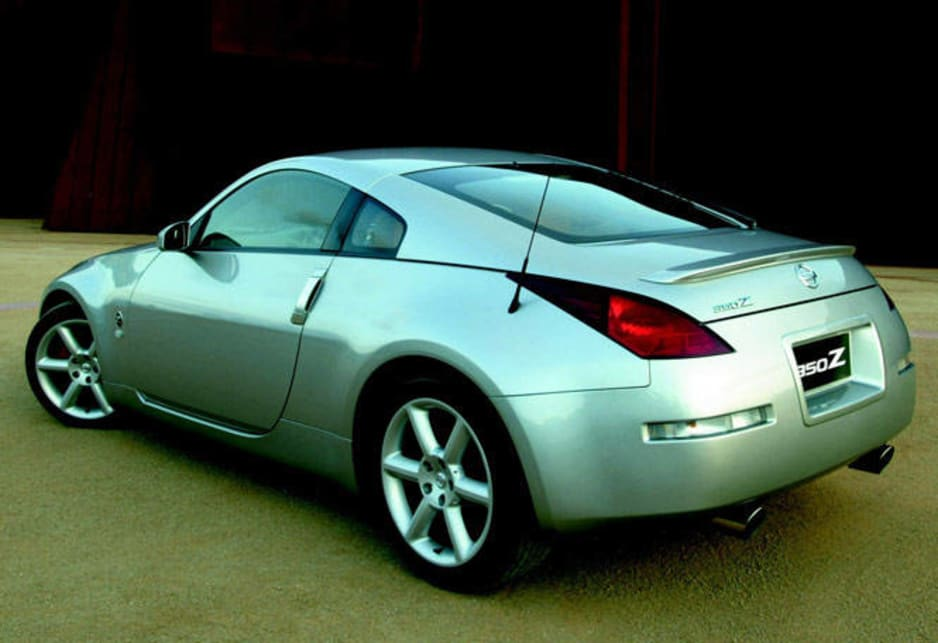 used nissan 350z review 2003 2005 carsguide. Black Bedroom Furniture Sets. Home Design Ideas