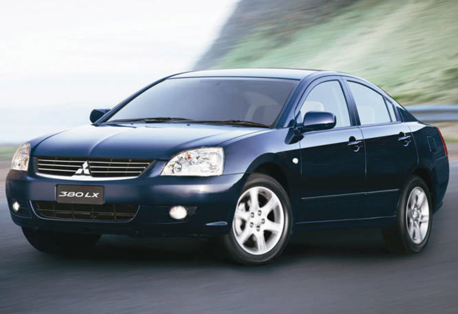 Used Mitsubishi 380 review: 2005-2008 | CarsGuide