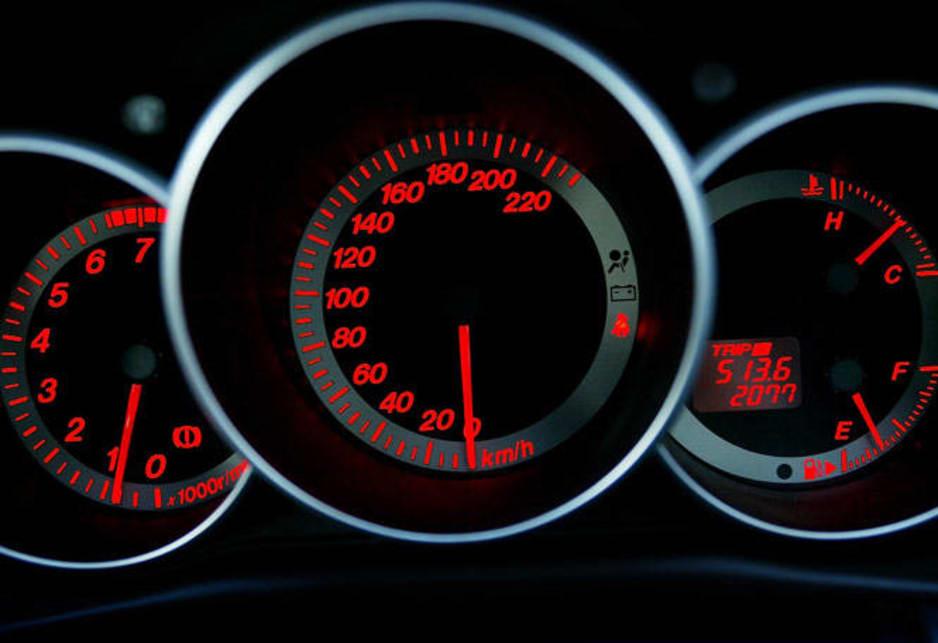 2004 Mazda 3 SP23