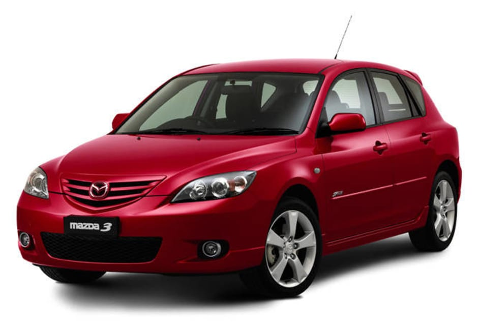 Exceptional 2005 Mazda 3 SP23