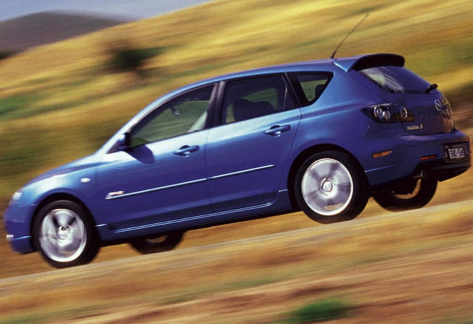 Charming 2004 Mazda 3