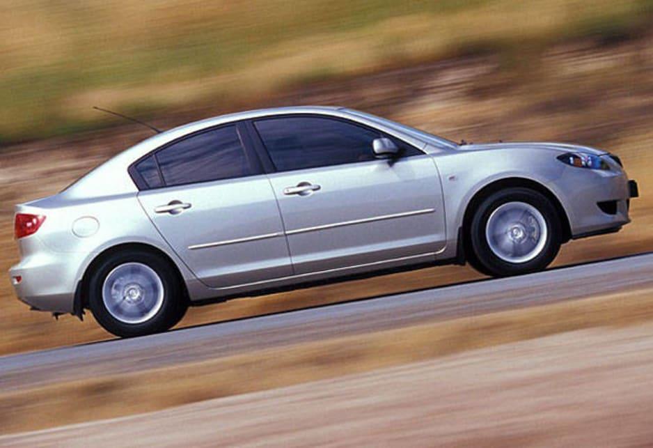 Elegant 2004 Mazda 3