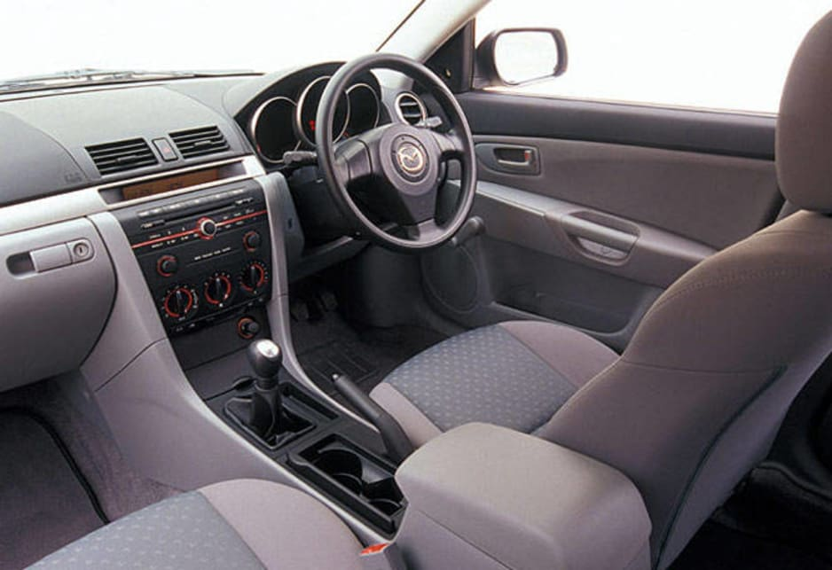 mazda 3 2006 manual transmission fluid