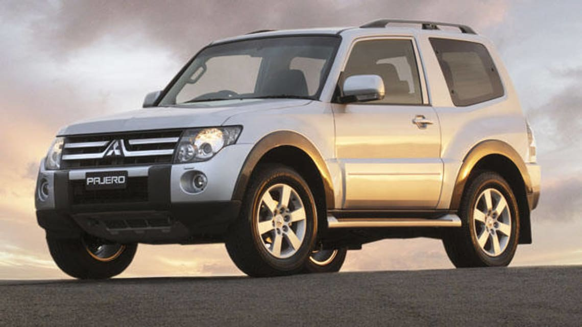 used mitsubishi pajero review: 2006-2008 | carsguide