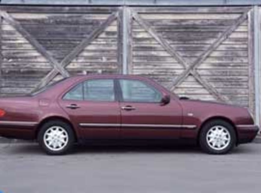 Schemi Elettrici Renault : Used mercedes e class review: 1996 1998 carsguide