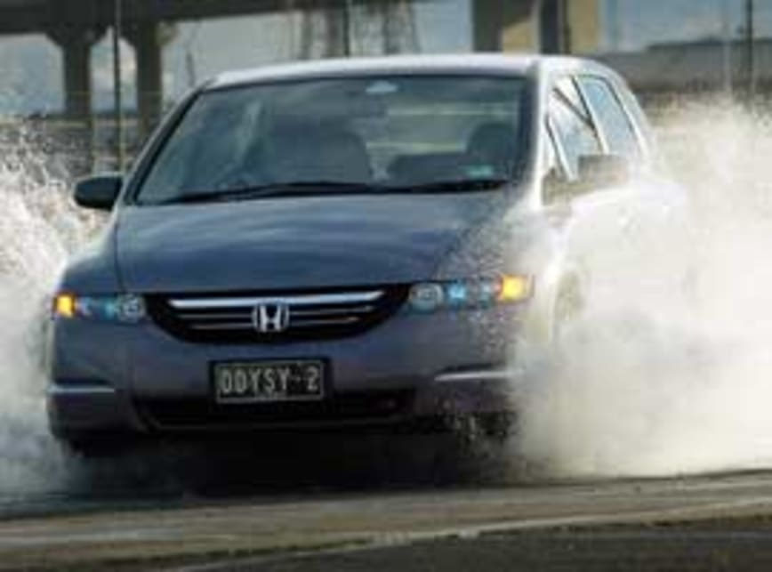 Honda Odyssey 2004 Review: First Drive
