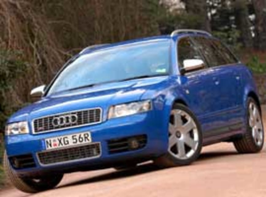 Audi S Review CarsGuide - 2004 audi s4 review