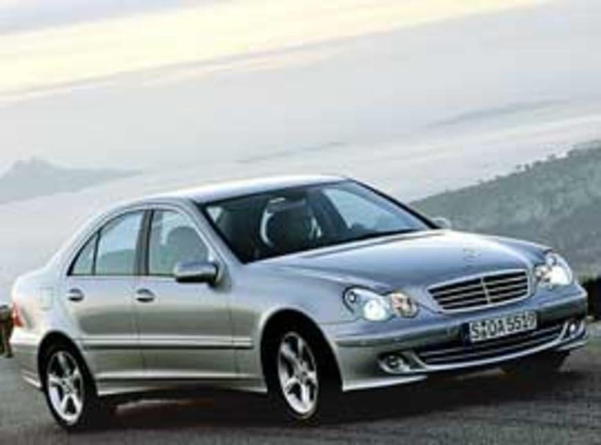 Mercedes Benz C200 Kompressor 2004 Review Carsguide