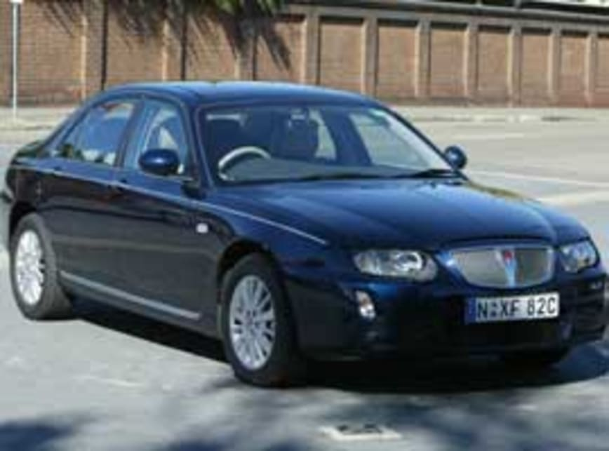 Rover 75 Diesel 2004 Review