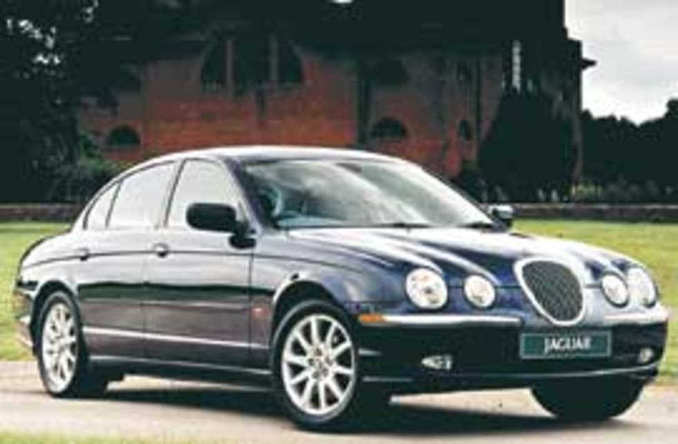 Used Jaguar S Type Review: 1999 2002