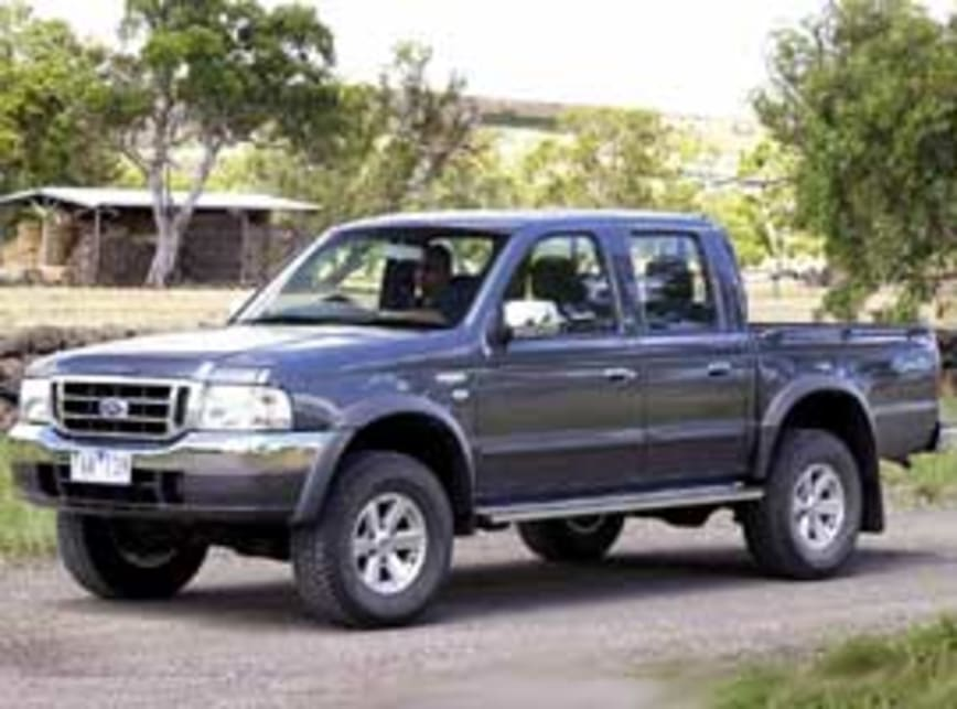 Ford Courier GL 2005 review | CarsGuide