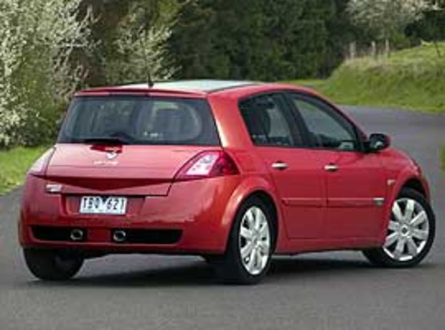 renault megane hatchback 2005 review carsguide. Black Bedroom Furniture Sets. Home Design Ideas