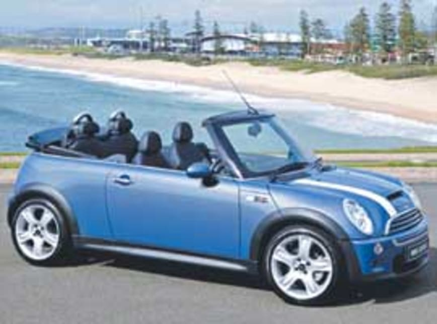 Mini Cooper Cabrio 2005 Review Road Test Carsguide
