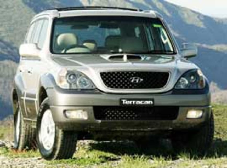 Hyundai Terracan Highlander 2005 Review Carsguide