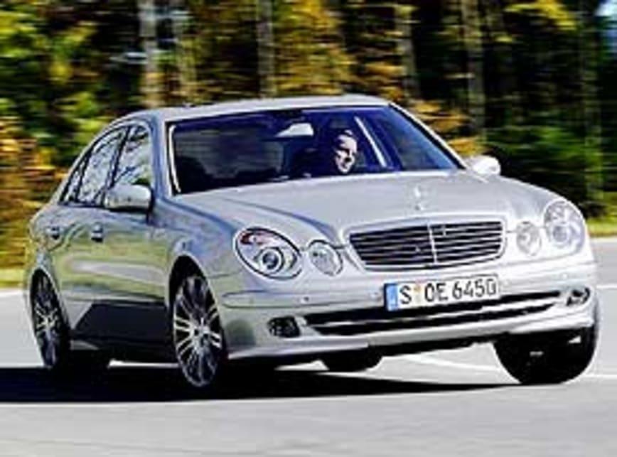 Mercedes benz e350 2005 review carsguide for 2005 mercedes benz e350