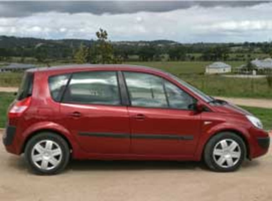 renault scenic 2005 review carsguide. Black Bedroom Furniture Sets. Home Design Ideas