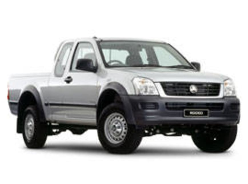Used Holden Rodeo review: 2003