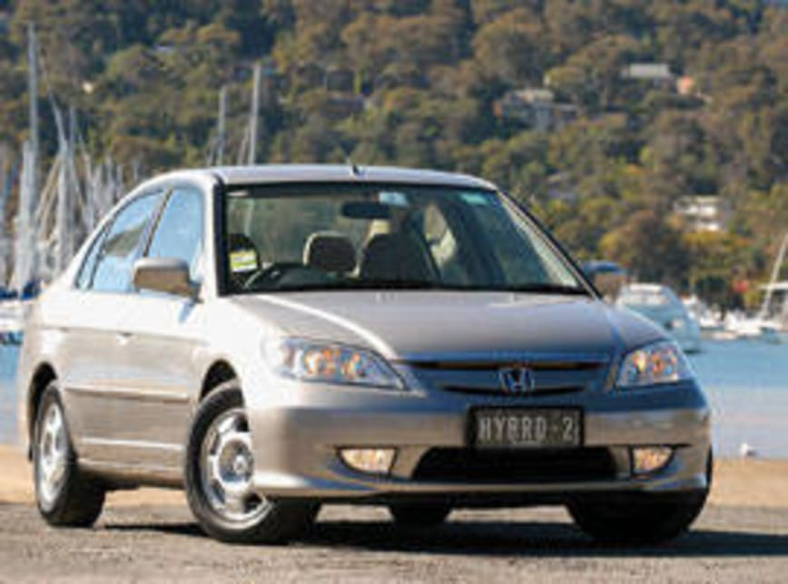 Honda Civic Hybrid 2005 Review