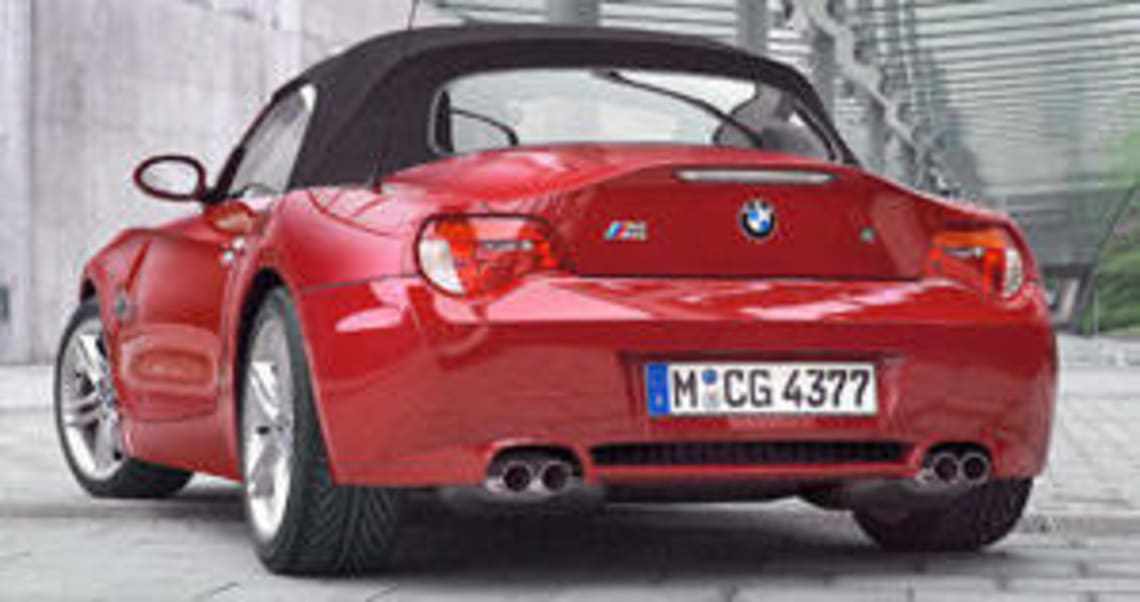 Bmw Z4 M 2006 Review Carsguide