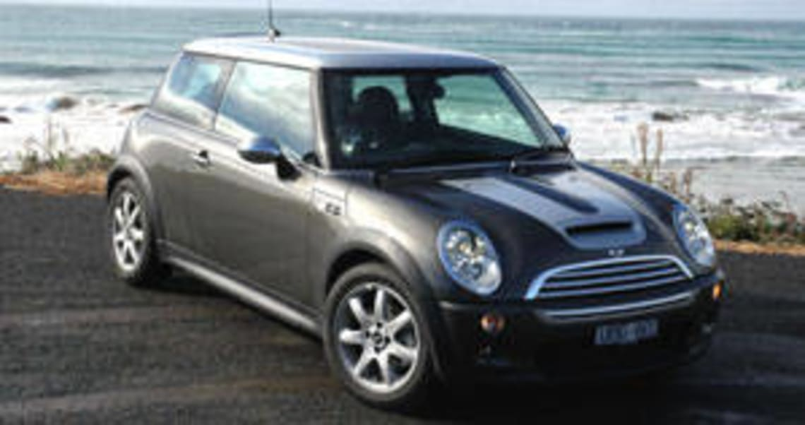 mini cooper 2006 review carsguide. Black Bedroom Furniture Sets. Home Design Ideas