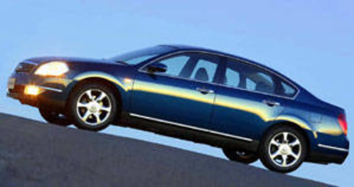 Nissan Maxima 2007 Review