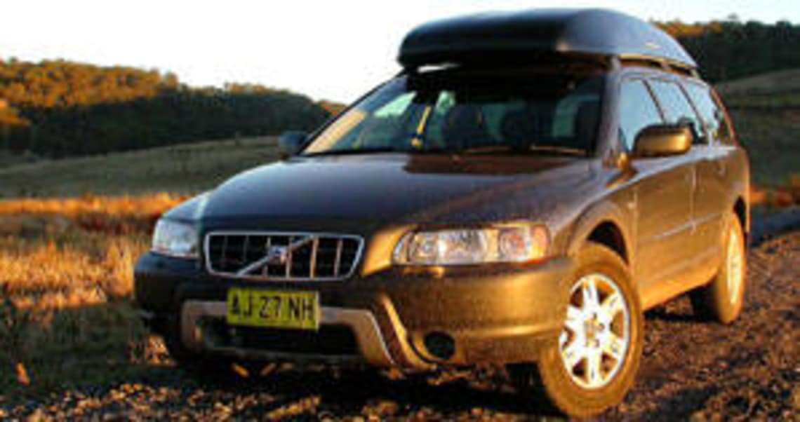 volvo xc70 2006 review | carsguide