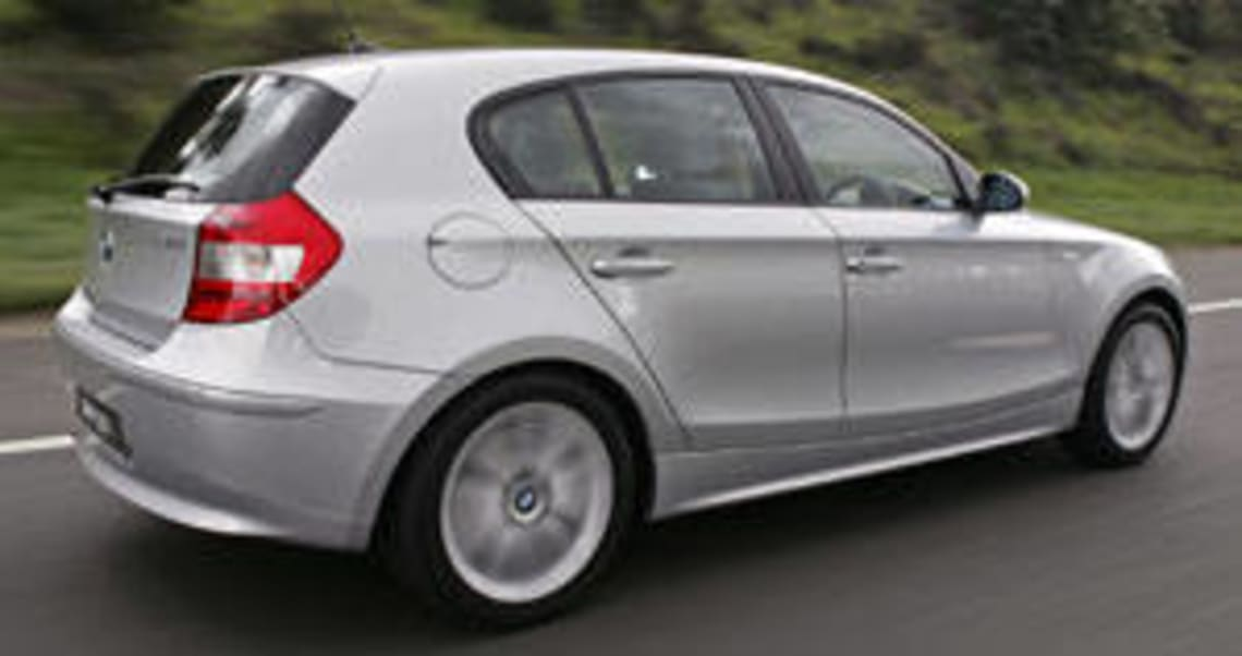 Bmw 1 Series 2006 Review Carsguide