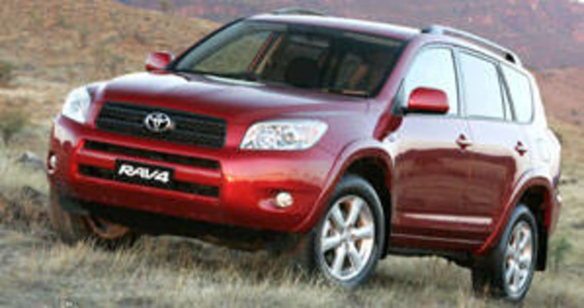 Toyota RAV4 2006 Review
