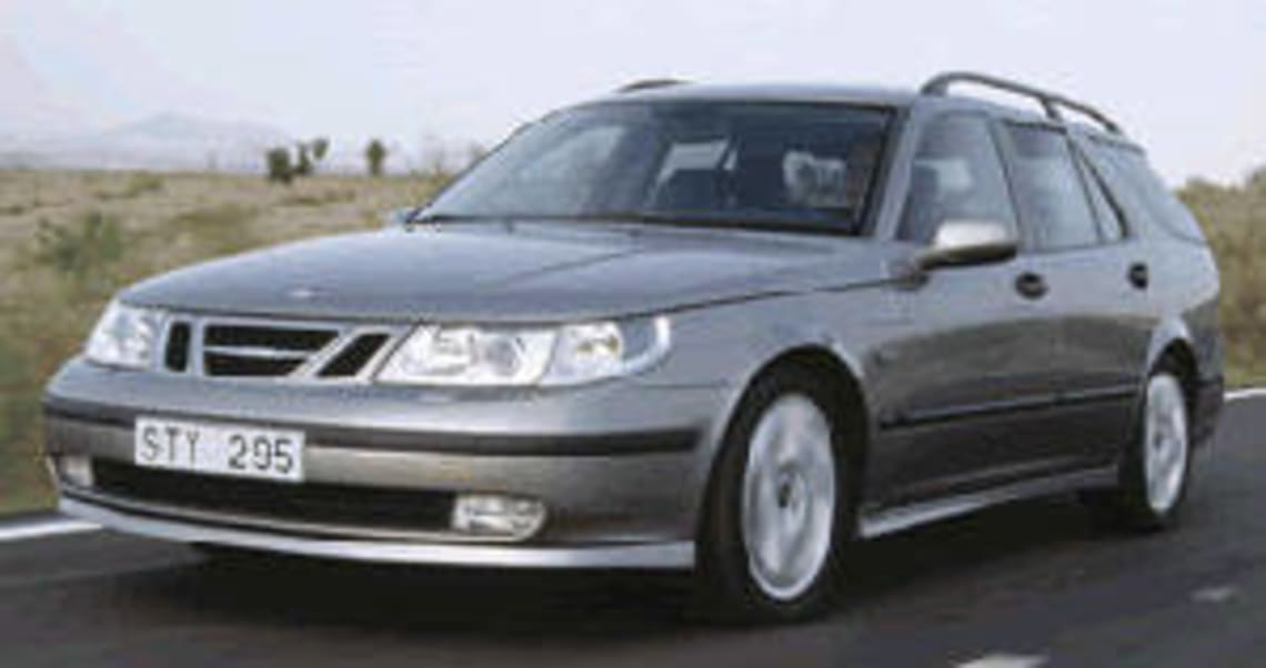 Saab 9-5 2006 review