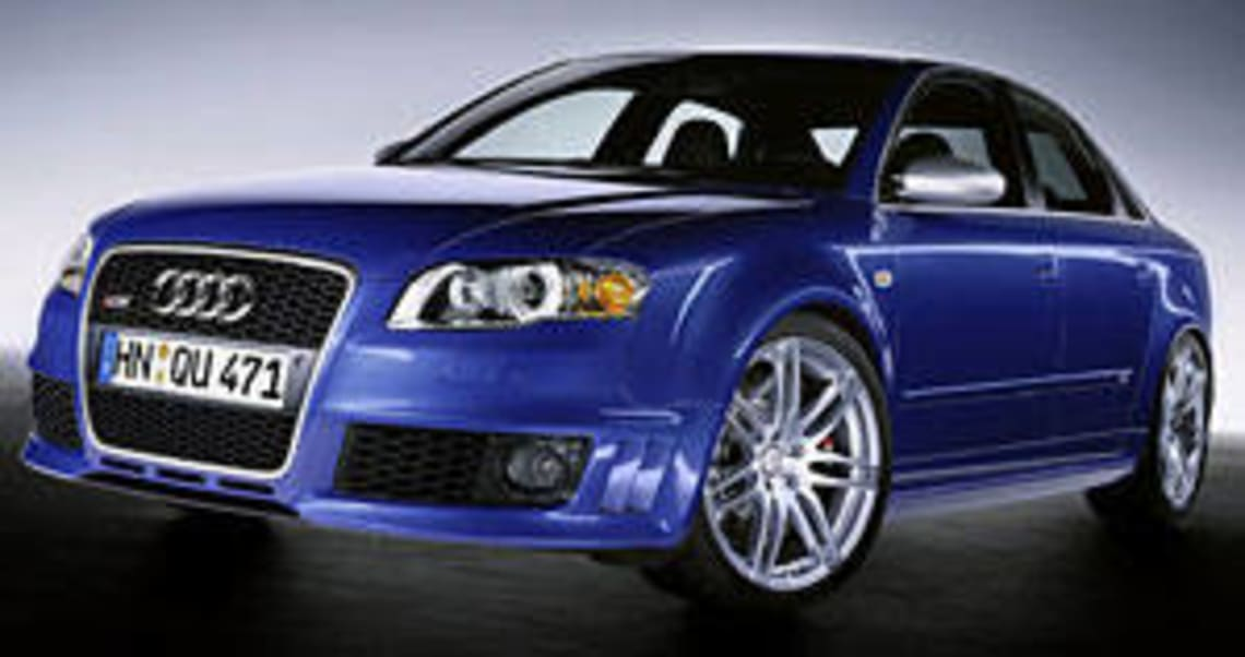 Audi Rs4 2006 Review Carsguide