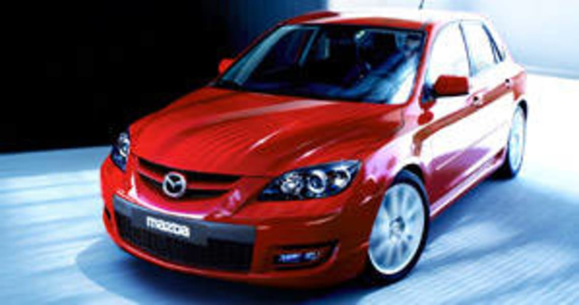Mazda3 MPS 2006 Review