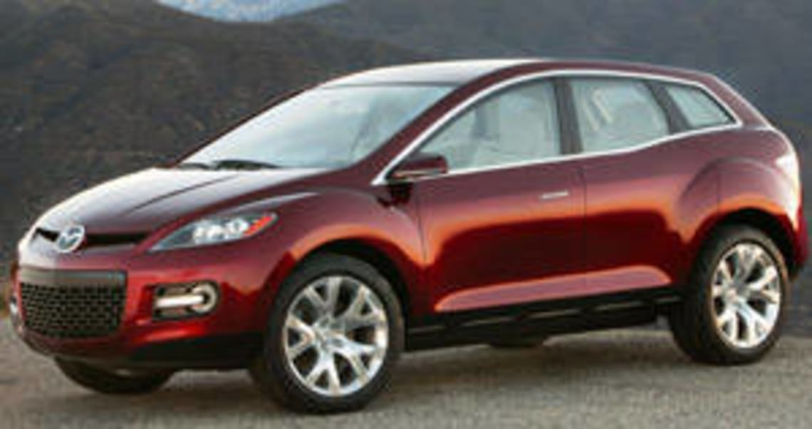 Good Mazda CX 7 2007 Review: Road Test