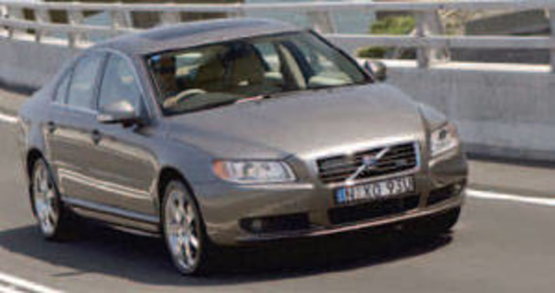 volvo s80 d5 v8 2007 review carsguide. Black Bedroom Furniture Sets. Home Design Ideas