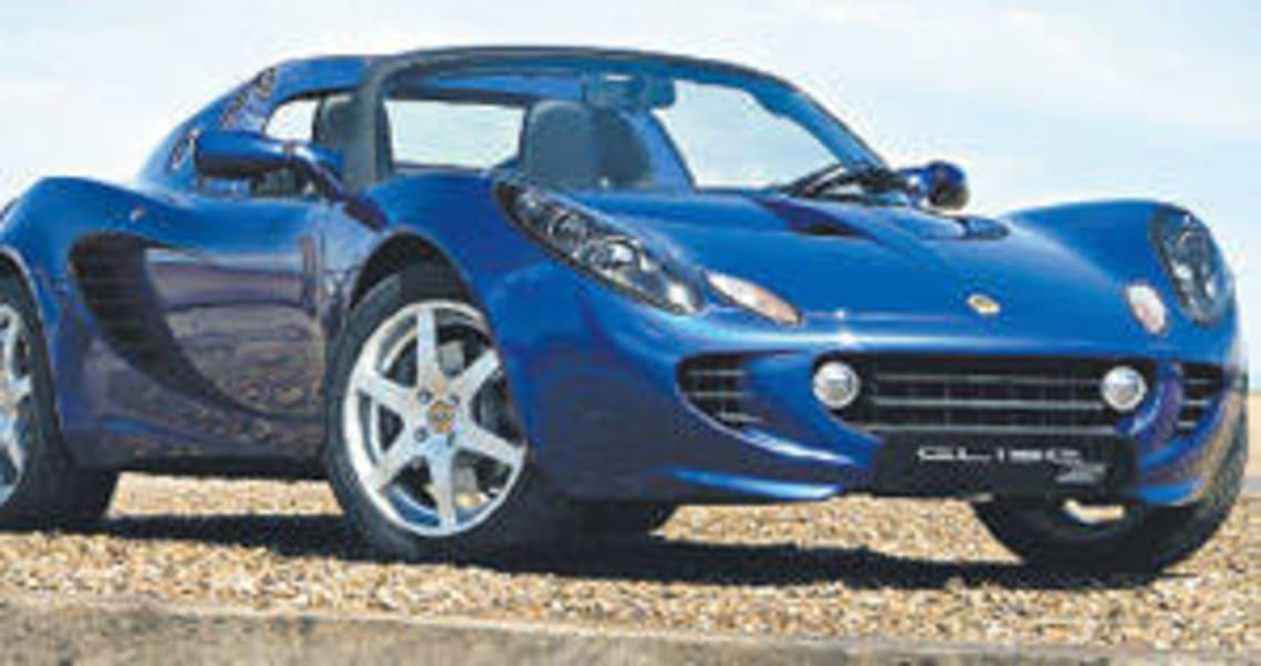 Lotus Elise S 2007 review | CarsGuide