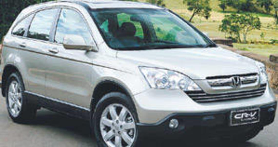 Honda CR V 2007 Review