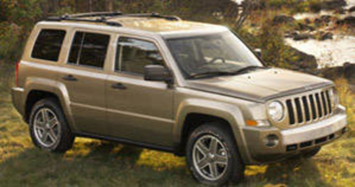 Jeep Patriot 2007 review