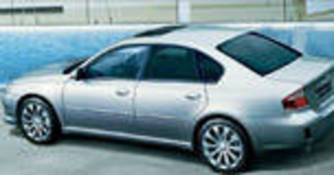 Subaru Liberty STi 2007 review  CarsGuide