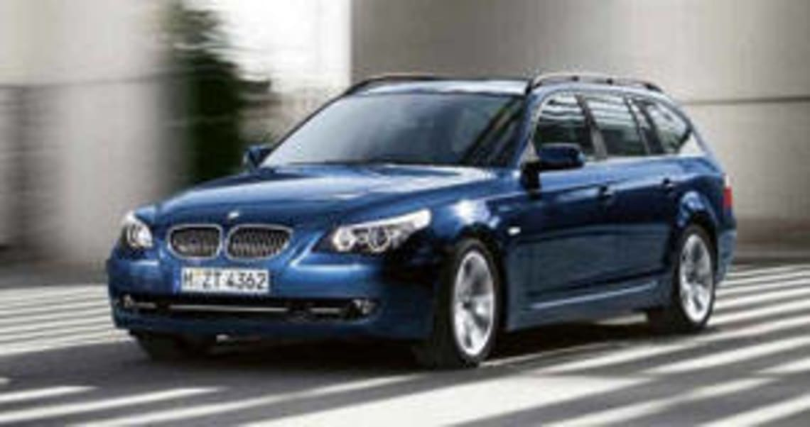 BMW 530i 2007 review