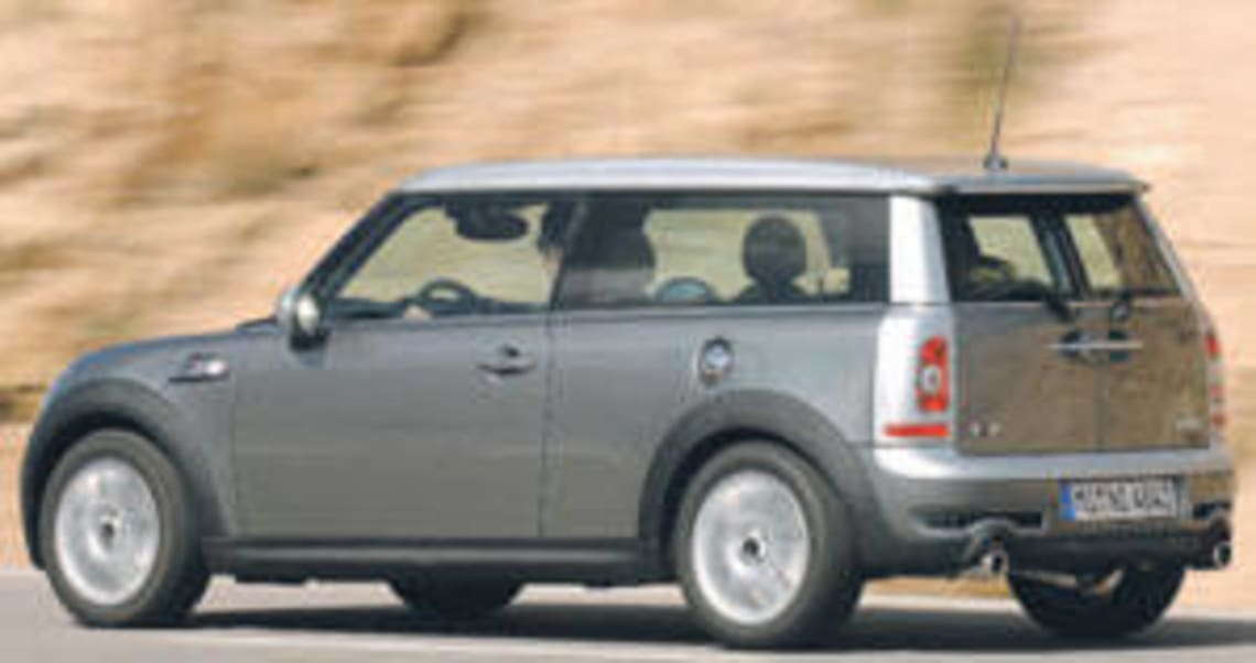 Mini Clubman S 2008 Review Carsguide