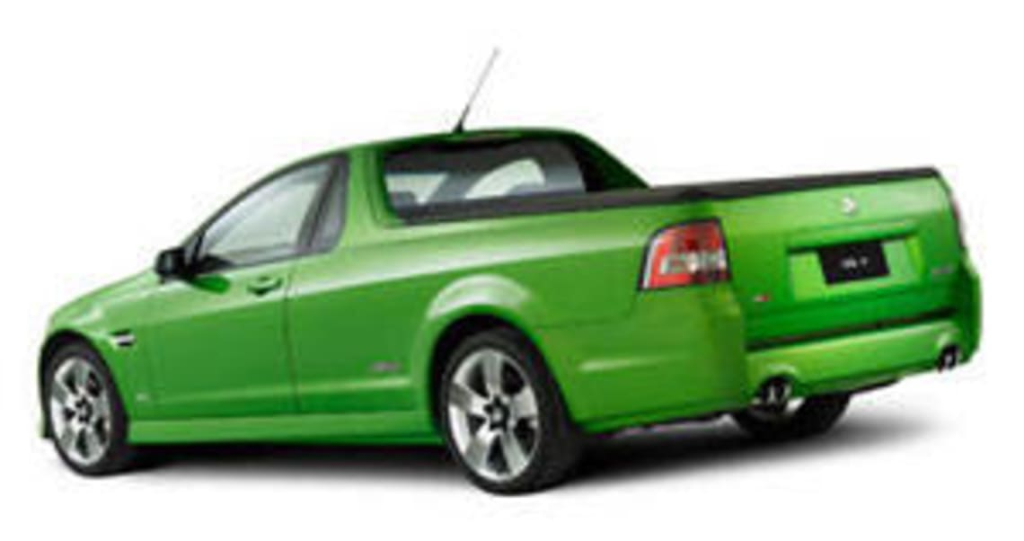 Holden Commodore Ute Ve 2007 Review Carsguide