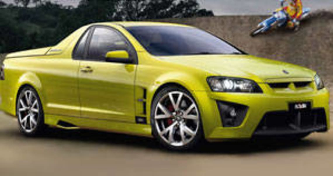 HSV Maloo R8 manual and auto 2007 review