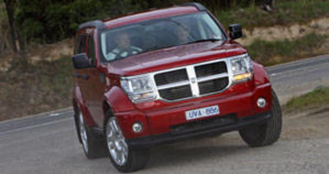 Dodge Nitro Stx Diesel 2007 Review Carsguide