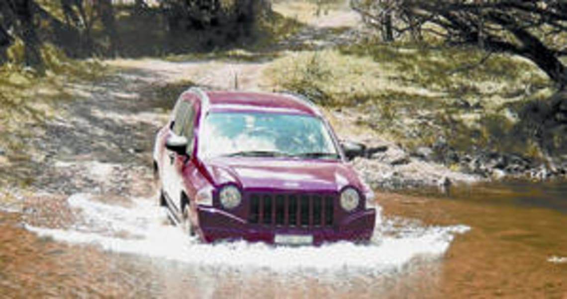Jeep Compass 2007 Review: Road Test
