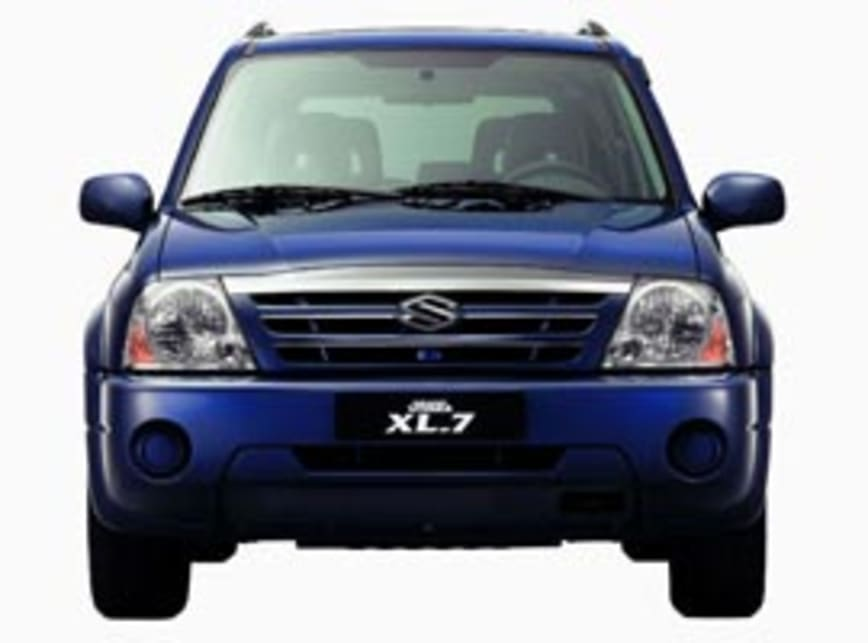 Suzuki XL-7 2004 review