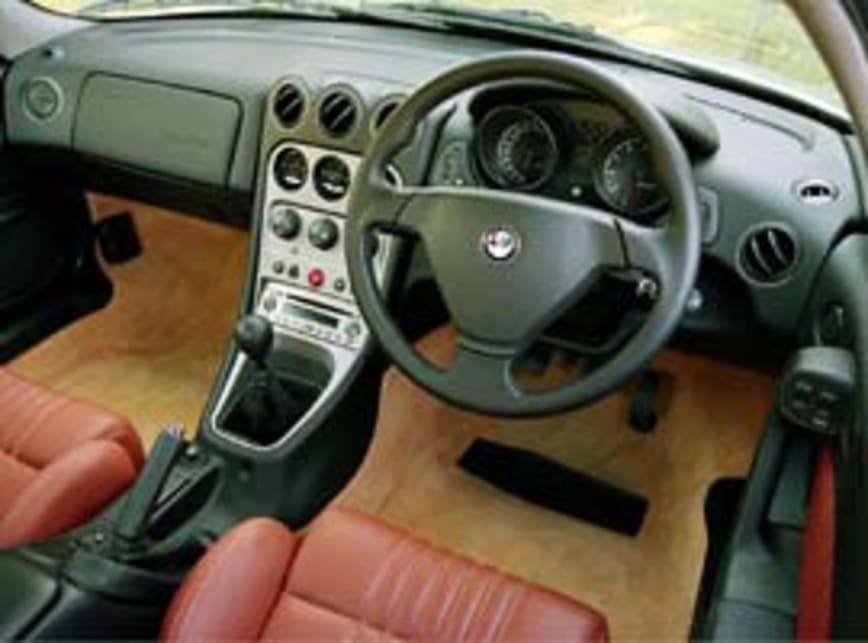 2003 alfa romeo spider v6 review 11